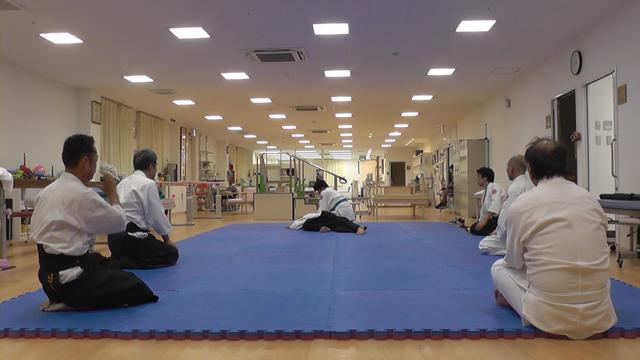 平成29年02月23日木曜稽古でした。